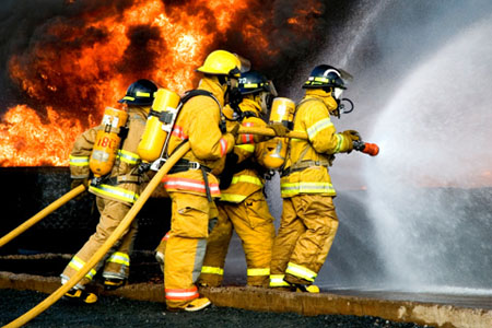 Fire Fighting Safety Training
